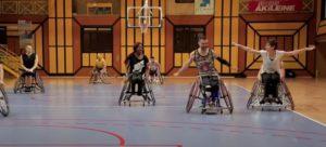 Rencontre Basket fauteuil